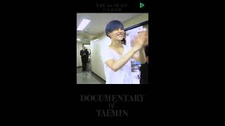 DOCUMENTARY of TAEMIN