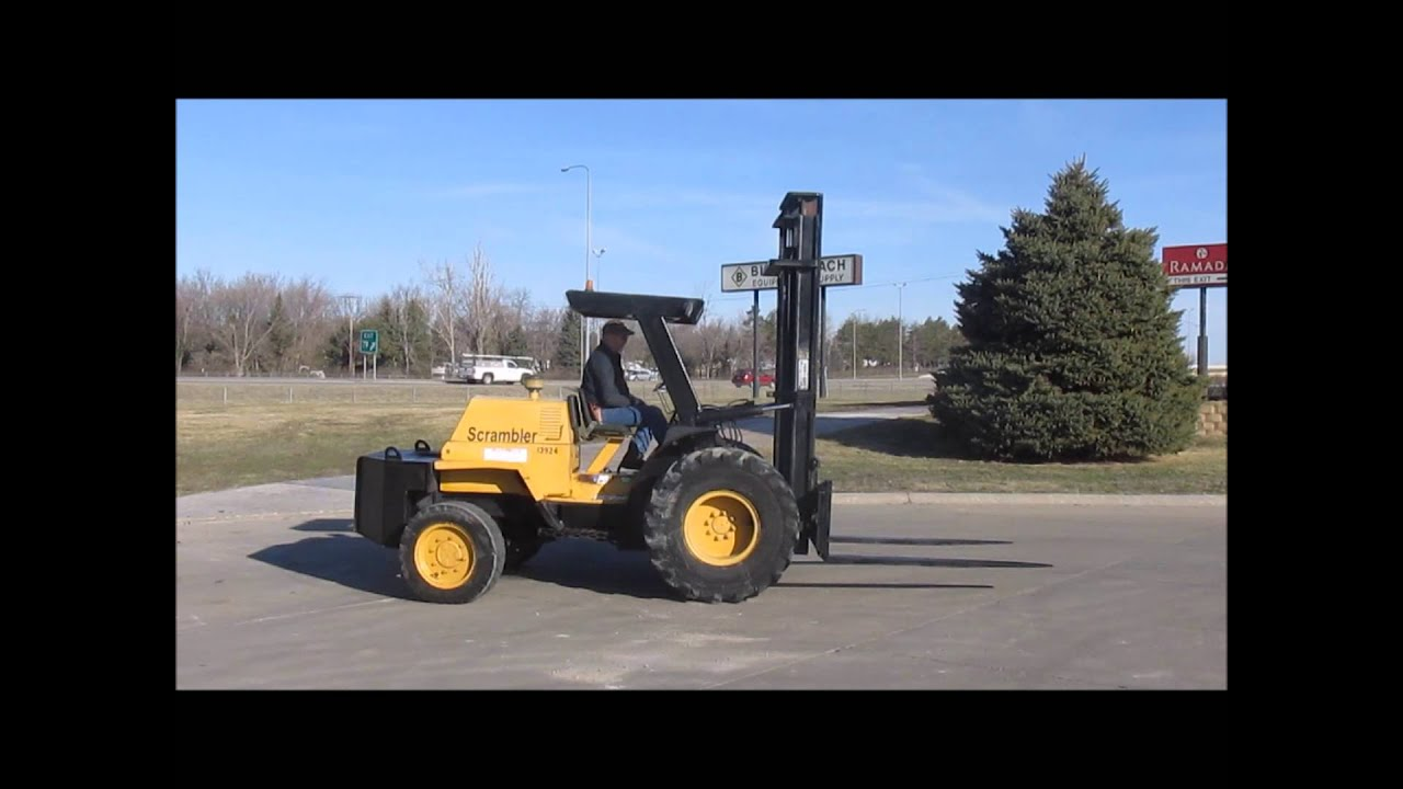 1997 mastercraft scrambler s 8 pfw7 rough terrain forklift sold 1997 mastercraft scrambler s 8 pfw7 rough terrain forklift sold at auction may 15 2014 1betcityfo Image collections
