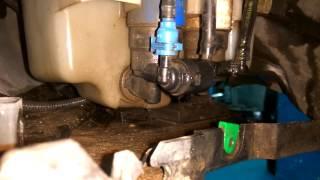 Проблема с насосом омывателей форсунок фар Volvo S60 II