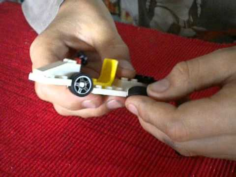 Comment faire une voiture en lego youtube - Comment faire une ville lego city ...