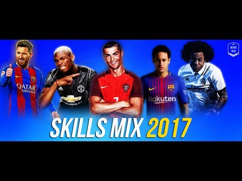 Best Football Skills Mix 2017 ● Messi • Neymar • Ronaldo • Pogba • Marcelo ● HD