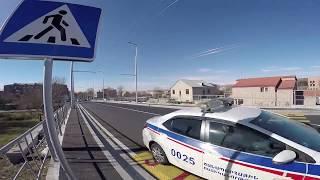Ճանապարհային ոստիկանությունը շարունակում է ուժեղացված ծառայությունը