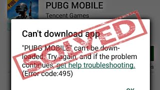 NCC - [Solved] Gagal instal/download dari playstore (Error code : 495) Ini solusinya..!!