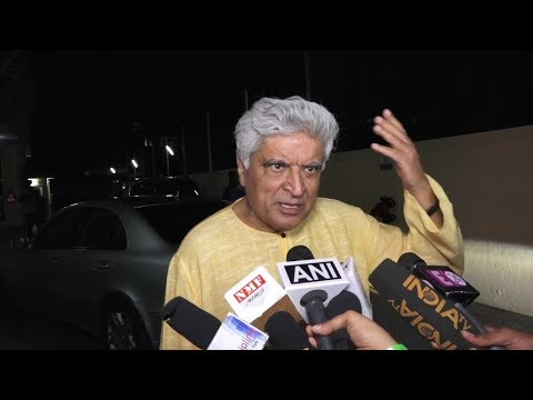 Javed Akhtar Angry Reaction On Pakistan Will Shock You