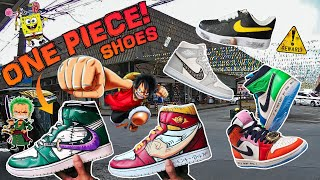 Astig! One Piece Shoes at Dami…
