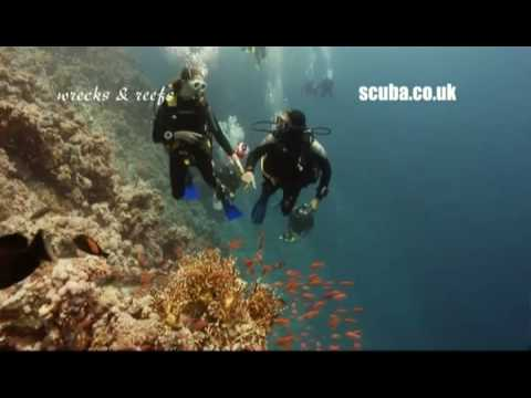 Scuba Travel Red Sea Liveaboards: Egypt Wrecks and Reefs