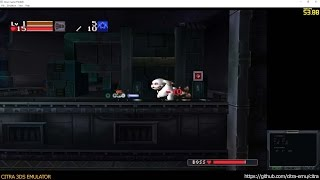 Citra 3DS Emulator - Cave Story 3D ingame 1080p (f556d6e)
