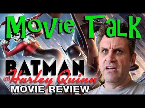 Movie Talk - Batman And Harley Quinn review