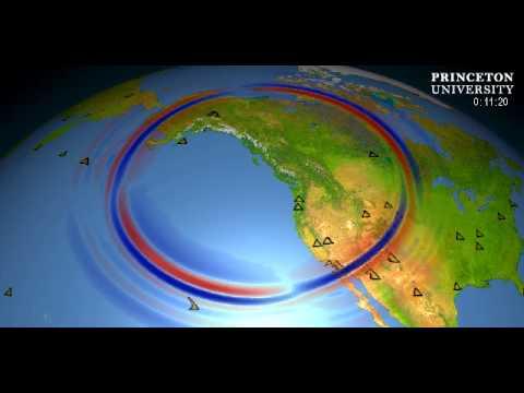 Magnitude 5.3 Quake, QUEEN CHARLOTTE ISLANDS REGION