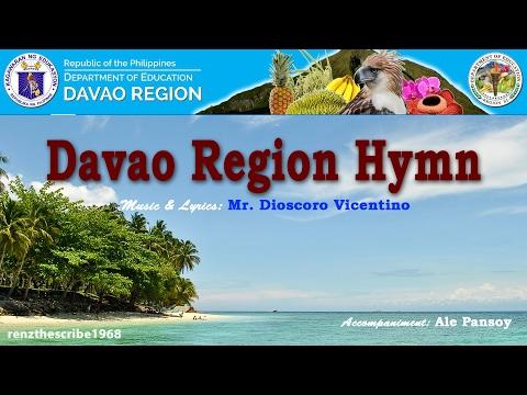 DAVAO REGION HYMN 2017