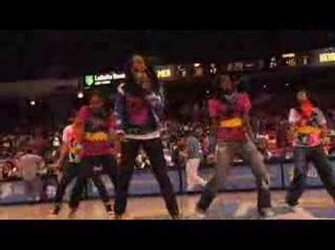 Keke Palmer WNBA Performance: The Show
