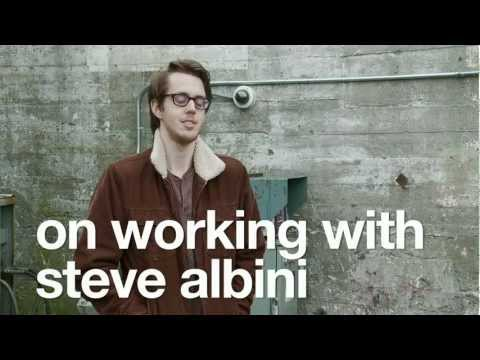 Cloud Nothings' Dylan Baldi on Working with Steve Albini (Live in Boston interview)