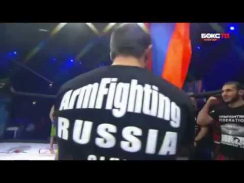 OFS 8  армянский боец   засдил азера