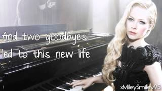 Avril Lavigne ft. Chad Kroeger - Let Me Go (with lyrics)