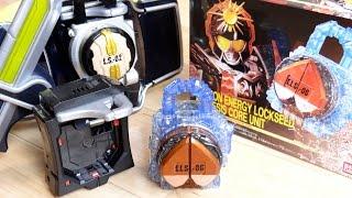 ザックのボイスが熱い!プレバン限定 DXマロンエナジーロックシード u0026 ゲネシスコアユニット レビュー!DXゲネシスドライバーと連動で驚きの音声!鎧武外伝2 ナックル ジンバーマロンアームズ