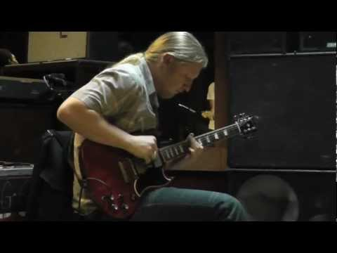Tedeschi Trucks Band - Love Has Something Else to Say (Rehearsal)