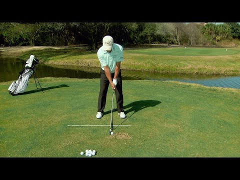 Golf Channel Academy: How To Make Contact With the Ball | Golf Channel