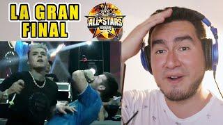 ESPAÑA VS CHILE   LA GRAN FINAL GOD LEVEL 2020 (Chuty Skone vs Kaiser Nitro) Video Reacción