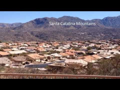 Homes for sale Tucson, AZ mountain views in a resort setting SaddleBrooke