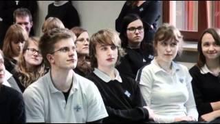 13.12.2011 ZS Sióstr Nazaretanek im. św. Jadwigi Królowej w Kielcach