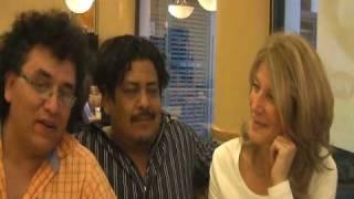 LINDA  JO RIZZO EN MEXICO ENTREVISTA BY RAYO