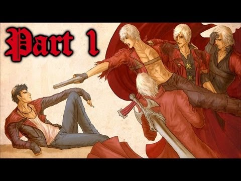 Let's Play DmC (Part 1) Devil May Cancer