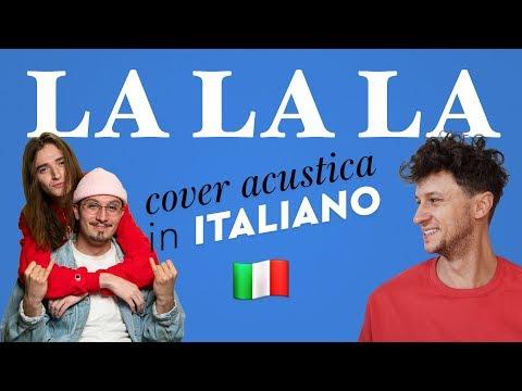 LALALA in ITALIANO 🇮🇹 bbno$ & y2k cover
