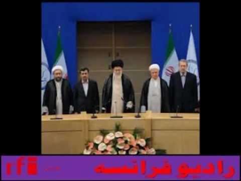 Alireza Nourizadeh - radio rfi Farsi - 21.09.2012
