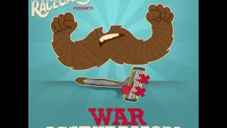 Racecarbed  - War Against Razors Volume 1