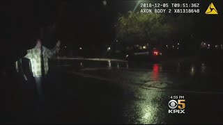 Body Camera Video Released In Napa Police Officer-Involved Shooting