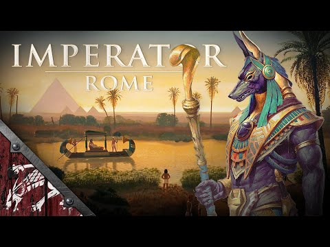 Imperator Rome Let's Play Ep1 A New Kingdom!