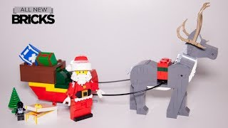Lego Exclusive 4002018 Employee Christmas Gift Celebrating 40 Years