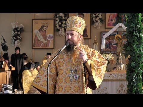 Sf. Arhid. Ștefan ne învață cum să înfruntăm cu demnitate și înțelepciune necazurile - PS Damaschin