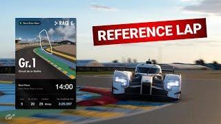 GT Sport Reference Lap | Le Mans | Audi R18 LMP1 | 3:20.597 | Daily Race C