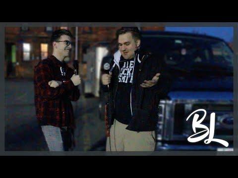 "Sleep On It TM/tour-journalist ALEX F**KING SMITH on ""merch life"":  voluntary homelessness"