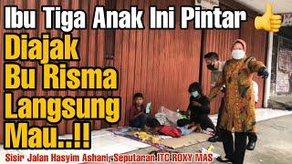 Download BU RISMA LANGSUNG LARI TURUN MOBIL, LIHAT ANAK2 TIDUR DI EMPERAN SAMA IBUNYA