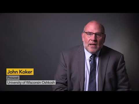 UW Oshkosh Commencement Regalia Meaning