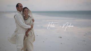 Kenyan Indian Wedding at Diani Reef & Swahili Beach in Mombasa
