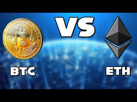 Bitcoin Vs Ethereum - Compared And Contrast