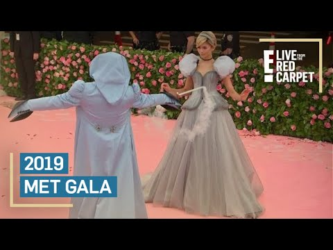 See Zendaya&39;s Fairy Tale Moment at 2019 Met Gala  E Red Carpet & Award Shows