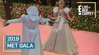 See Zendaya's Fairy Tale Moment at 2019 Met Gala | E! Red Carpet & Award Shows