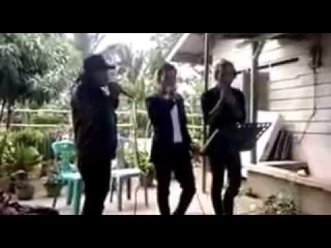 Gemparr!!! Suara Triamor Trio saat latihan ( dengarkan di Reff) - Mardua Holong