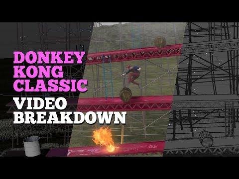 Donkey Kong Classic Video Breakdown