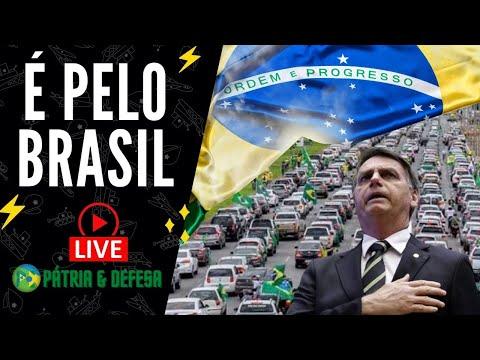 É Pelo Brasil