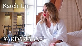 """Video """"Keeping Up With the Kardashians"""" Katch-Up S12, EP.18 