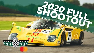 Full 2020 Goodwood SpeedWeek Timed Shootout final