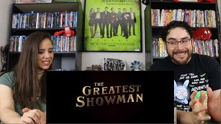 the greatest showman official trailer reaction review