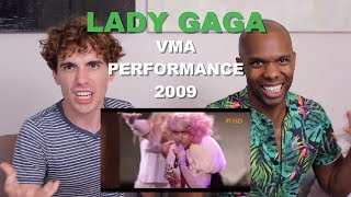 """In honor of lady gaga's new promotional pictures, her vegas show """"enigma"""", and the 10-year anniversary """"the fame"""", we're having a #flashbackfriday whe..."""