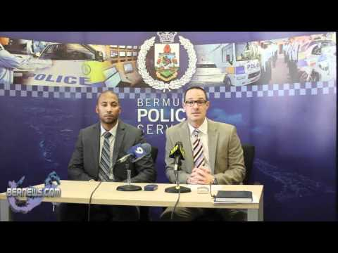 Bermuda Murder Victim's Mother Calls for Peace - Police take Media Questions