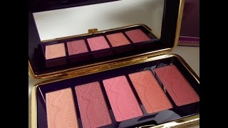 Tarte Blush Palette Review & Swatches Thumbnail